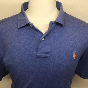 Polo by Ralph Lauren puma cotton polo shirt Large
